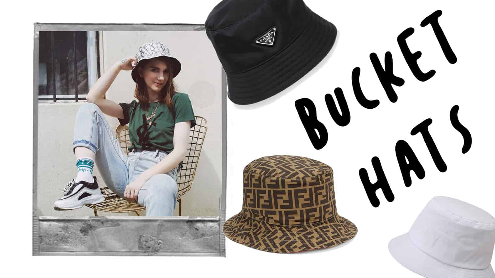 bucket hat trends