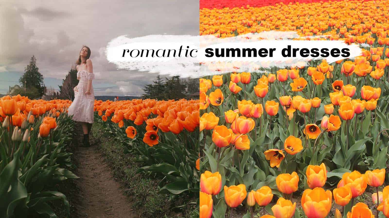 romantic summer dress picks