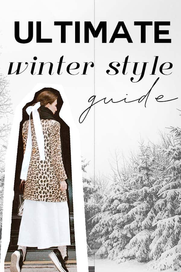 ultimate winter style guide