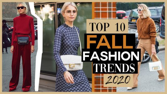 fall fashion trends 2020 ultimate list