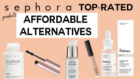 affordable beauty alternatives from sephora - top ten sephora product dupes