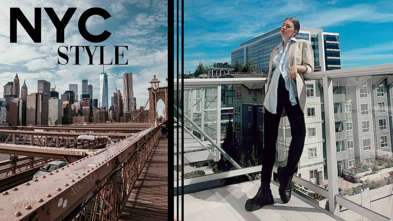 NYC outfit formulas and nyc fashion style ideas