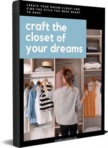 craft the closet of your dreams playbook
