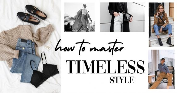 11 Rules to Master Timeless Style
